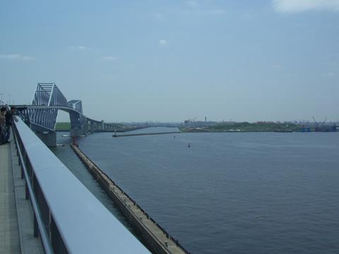 橋のメイン部分
