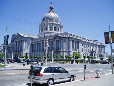 サンフランシスコ市役所